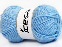 Favourite vlna - světle modrá