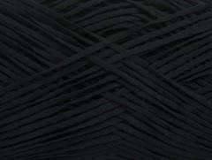 Fettucia cottonac fajn - černá