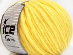 Filzy vlna - světle žlutá