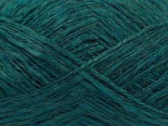 Flamme akryl fajn - modrozelená