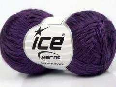 Flamme akryl fajn - purpurová