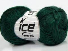Flamme akryl fajn - smaragdově zelená