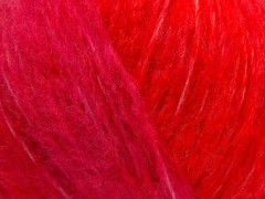 Fleecy vlna - červenosvětlerůžová