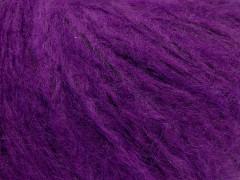Fleecy vlna - purpurová