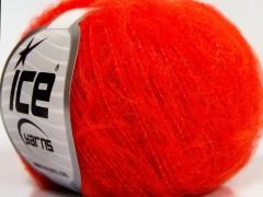 Fluffy superfajn - červená