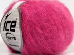 Fluffy superfajn - sladce růžová