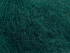 Fluffy superfajn - tmavě zelená