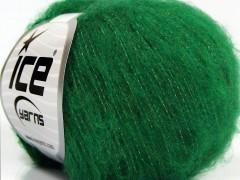 Fluffy superfajn - zelená