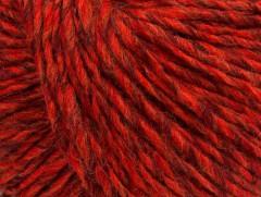 Georgia vlna - oranžovočervenovínová