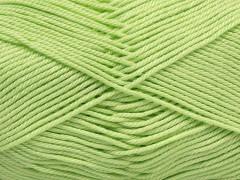 Giza bavlna - světle zelená