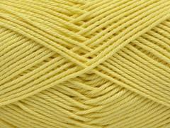 Giza bavlna - světle žlutá
