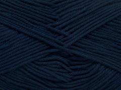 Giza bavlna - tmavě námořnická