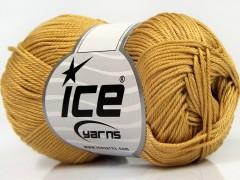 Giza bavlna - zlatá
