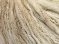 Goloso Alpaka - béžovobílá 1