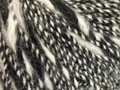 Goloso Alpaka - černobílá