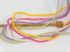 GumBall - fialovorůžovozelená