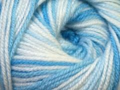 GumBall - modrobílé odstíny