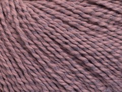 Hedvábí bavlna - fialovoorchideová