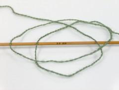 Hedvábné merino - lesní zelená