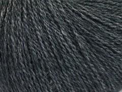 Hedvábné merino - tmavě šedá