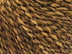 Iris vlna - hnědé odstíny