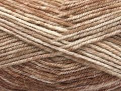 Jeans vlna - velbloudíbéžovokrémová