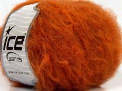 Kan Mohér - tmavě oranžová 1