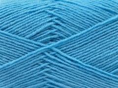 Kašmír Gold - světle modrá