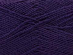 Kašmír Gold - tmavě fialová