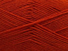 Kašmír Gold - tmavě oranžová
