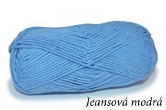 Kateřina - jeansová modrá7939