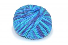 Kateřina plus - zeleno-modrá 2345