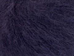 Kid mohér fajn - tmavě purpurová 1