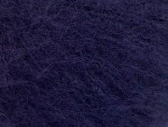 Kid mohér fajn - tmavě purpurová 2