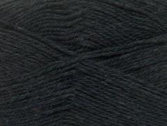 Královská vlna deluxe - antracitově černá