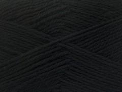 Královská vlna deluxe - černá