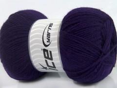 Královská vlna deluxe - purpurová 1