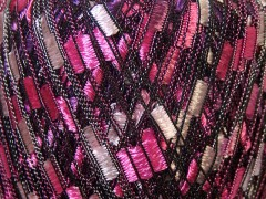 Ladder - fialovorůžovobílá