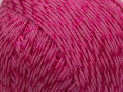 Letní mercerovaná bavlna - růžová
