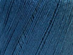 Lněná příze - modrá