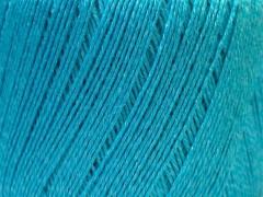 Lněná příze - světlá tyrkysová