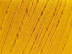 Lněná příze - žlutá