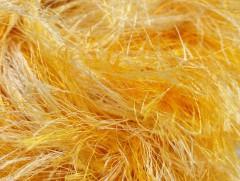 Long Eylash colorful - žlutobílá
