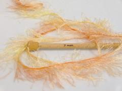 Long Eylash colorful - žlutozlatá