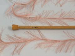 Long Eylash - pudrově růžová