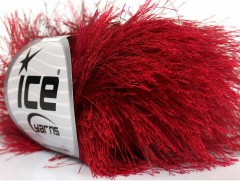 Long Eylash - tmavě červená