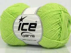 Lorena bambus - neonově zelená