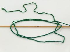 Lorena bambus - tmavě zelená