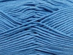 Lorena worsted - dětská modrá