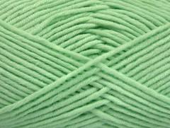 Lorena worsted - mátově zelená